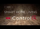 Experience Smart Home Living with Control4 Home Automation