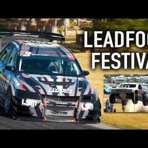 ? Leadfoot Festival 2020   TRACKSIDE