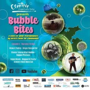 Bubble Bites : Episode 6 (Vegas Brown & Stu Pedley)