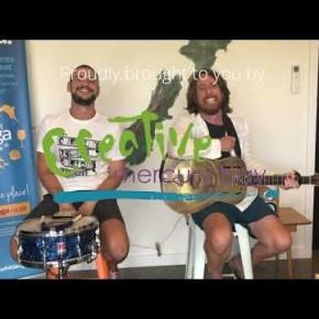 Creative Mercury Bay – Whiti Fest 2021- Performer –Let's Go Descarrego