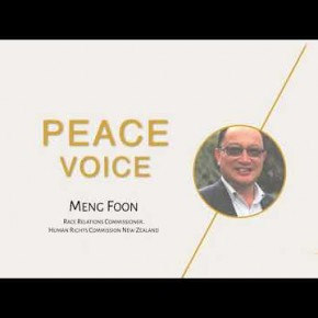 Peace voice | Meng Foon | Ekam World Peace Festival 2021