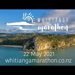 Whitianga Marathon 2021 Leg 1 Promo Vid